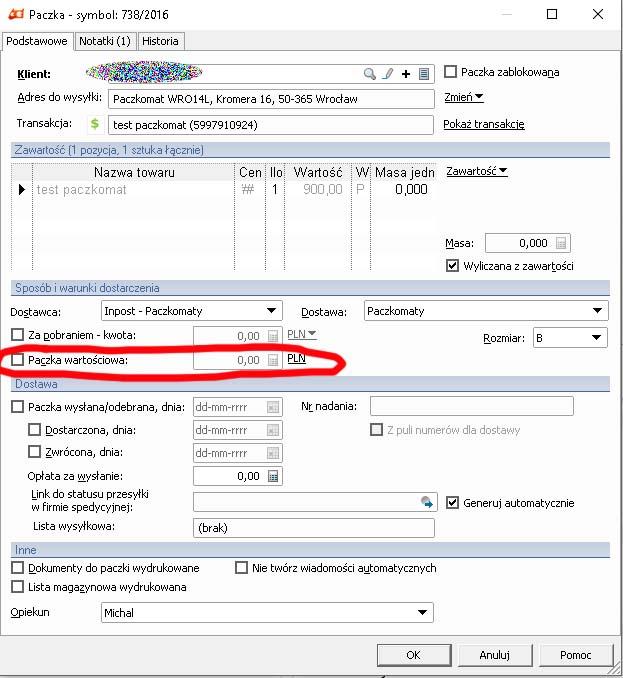 c67dd017669b71 Inpost Paczkomaty - ubezpieczenie - Pomocna dłoń - Forum ...